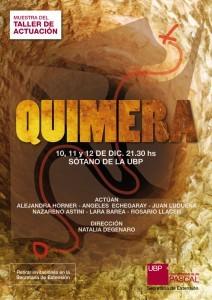 Flyer - Quimera