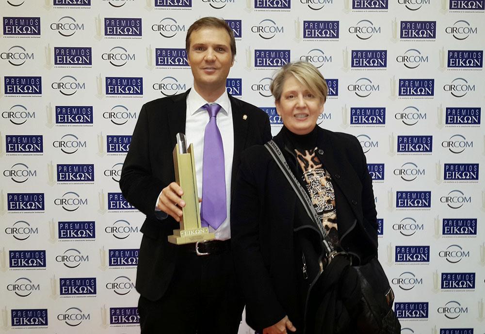 Premios EIKON: la UBP recibe el primer puesto por su campaña publicitaria