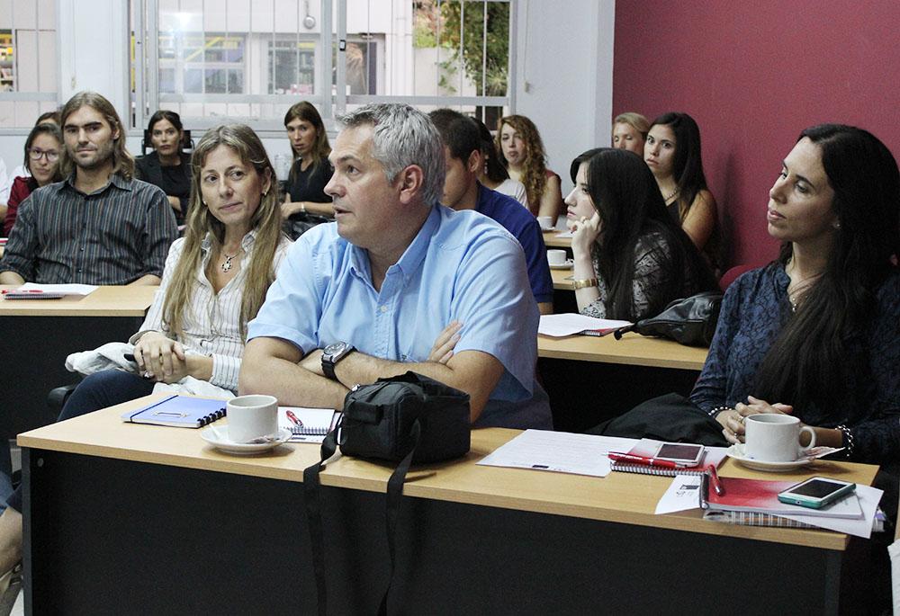 Encuentro de Graduados UBP